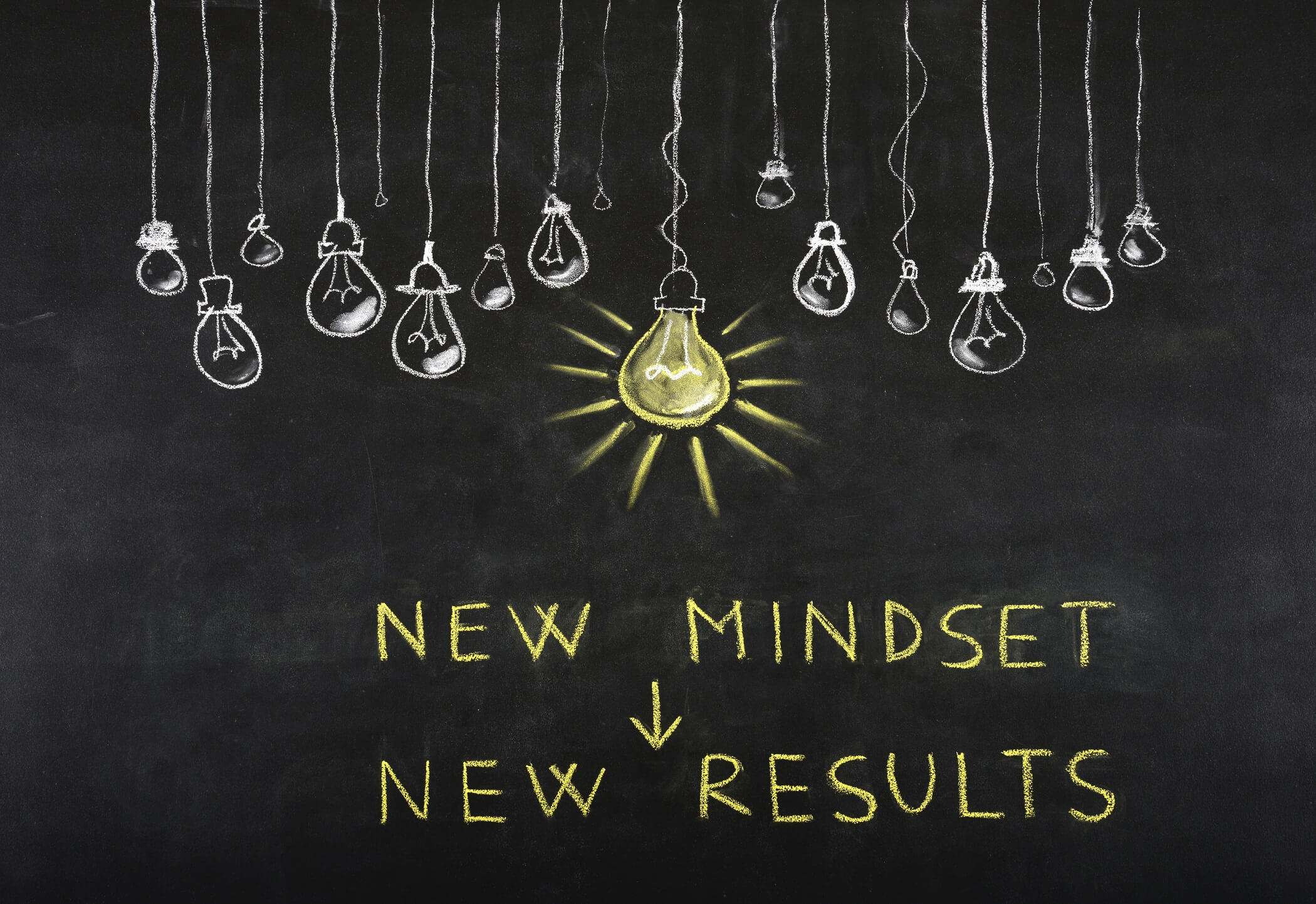 New Mindset,New Results 000058119216 Double
